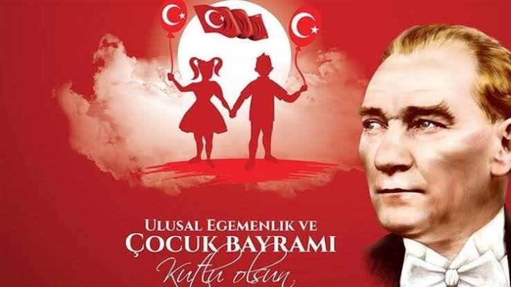 Ulusal Egemenlik ve Çocuk Bayramının 101. Yıl Dönümü