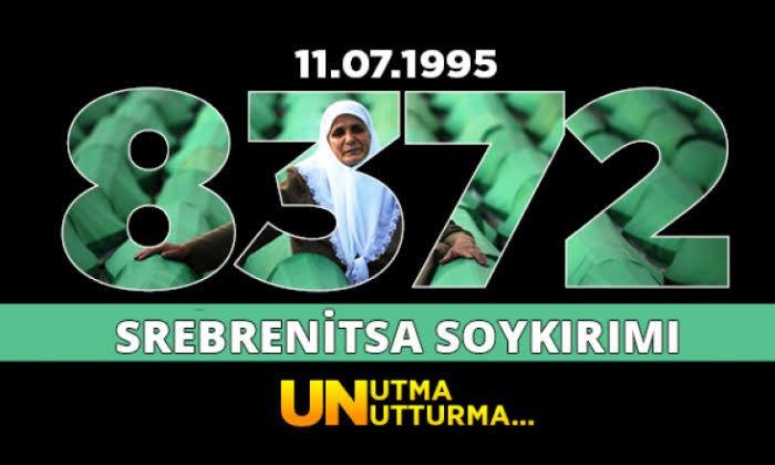 Srebrenitsa Soykırımının 26. Yılı